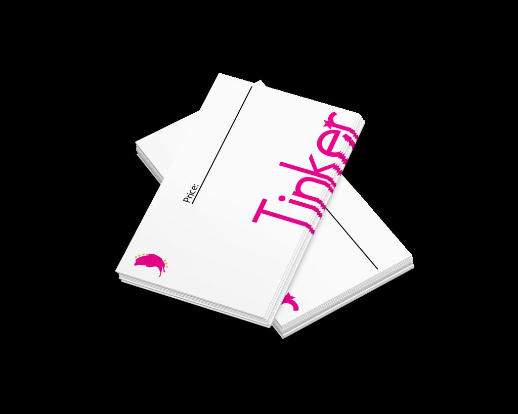 tinker-price-cards